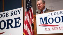 Roy Moore défait lors de l'élection sénatoriale en