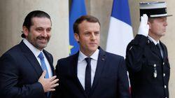 Saad Hariri et Emmanuel Macron tentent à Paris de désamorcer la crise