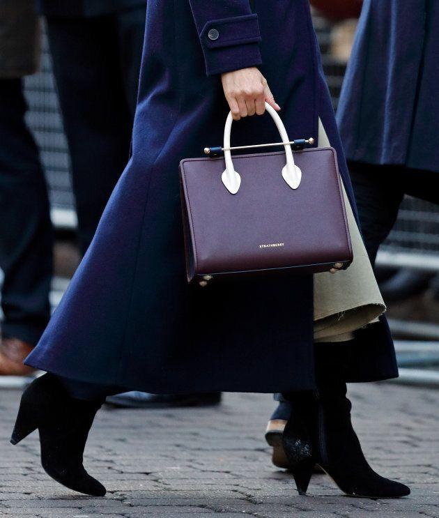 Le sac de Meghan Markle est en vente aux