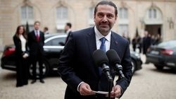 Saad Hariri clarifiera sa position à son retour au