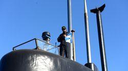 Sous-marin argentin disparu: les recherches en superficie sans