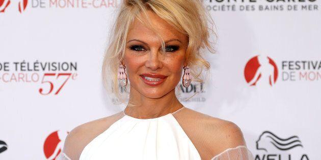 Pamela Anderson révèle qu'Harvey Weinstein a été odieux avec