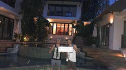 Ils infiltrent la maison d'«Occupation Double Bali» pour soutenir Joanie,