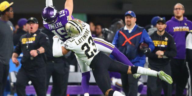 NFL- Les Vikings l'emportent contre les