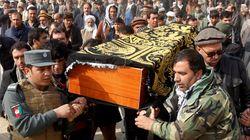 Kaboul: le bilan de l'attentat atteint 103 morts et 235