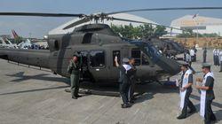 Les Philippines annulent leur commande de 16 hélicoptères