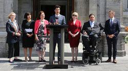 Les ministres libéraux inconnus de la plupart des Canadiens, selon un