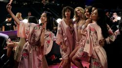 Ces mannequins Victoria's Secret ont chanté le mot de trop et ça ne passe