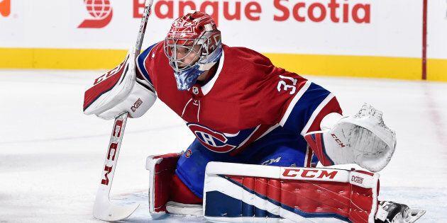 Carey Price effectuera son retour au jeu contre les Sabres,