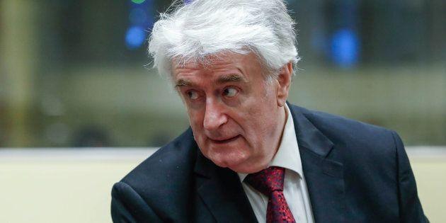 Crimes de guerre en ex-Yougoslavie: Radovan Karadzic fait appel de sa
