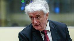 Crimes de guerre en ex-Yougoslavie: Karadzic en