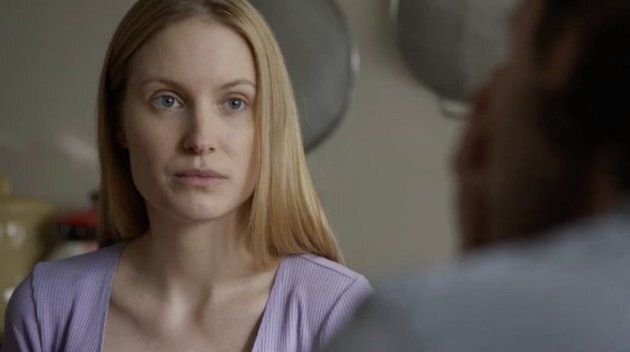 «District 31»: Charlotte Legault rend hommage à Emmanuel