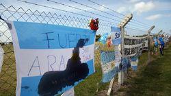 Argentine: 10e jour de recherches du sous-marin, les familles en