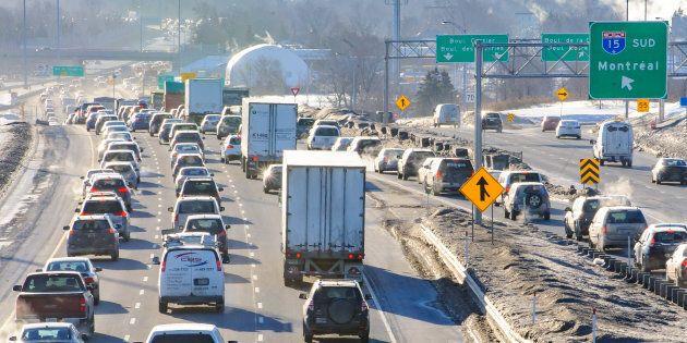 La décongestion de la Rive-Nord passe par le transport en commun, selon études et
