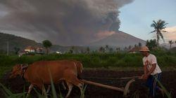Bali: des milliers d'habitants fuient la menace du volcan