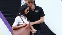 Le prince Harry et l'actrice Meghan Markle vont se