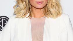 Paris Hilton a choisi sa robe de