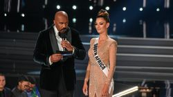 Demi-Leigh Nel-Peters devient Miss Univers