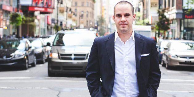 Jean-Nicolas Guillemette était à la tête d'Uber au Québec depuis