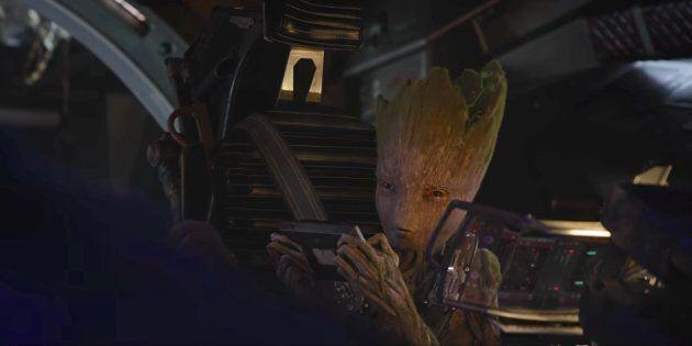 On connaît enfin le sens de la dernière réplique de Groot dans «Avengers: Infinity