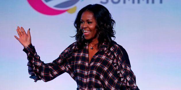 Michelle Obama donnera une conférence pour la CCMM à Montréal en