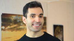Un Montréalais d'origine libanaise donne un cours de