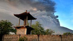 Ce que les voyageurs doivent savoir concernant l'éruption volcanique à