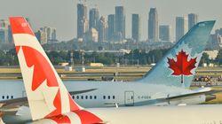 Les prix des billets d'avion canadiens sont en chute libre, grâce à la