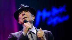 Leonard Cohen obtient deux nominations au gala des prix