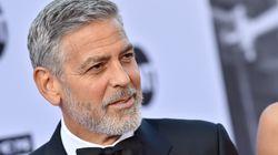 George Clooney blessé dans un accident de la
