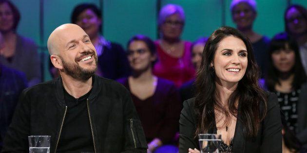 Martin Matte et Mélissa Désormeaux-Poulin s'ouvrent sur les scandales de
