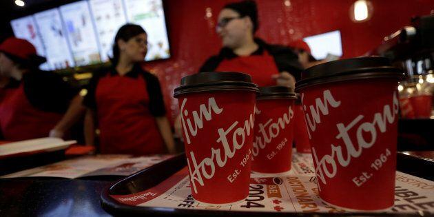 Tim Hortons teste un service de livraison à Vancouver, Ottawa et
