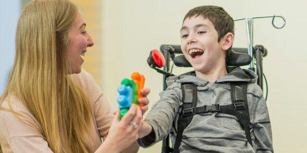 Parents d'enfants handicapés: le dossier ne restera pas sur la tablette