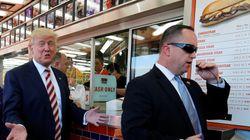 Ce que Donald Trump peut manger au McDonald's est