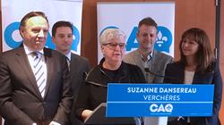 La CAQ recrute une ex-mairesse et une femme