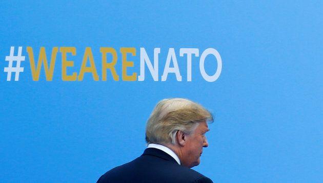Trump se peint en grand vainqueur du sommet de