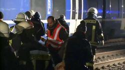 Des dizaines de blessés dans un accident de train en