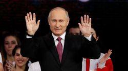 Poutine annonce qu'il se présentera aux élections de
