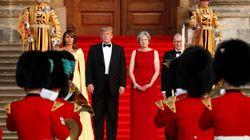Un accueil mi-chaud mi-froid pour Trump au