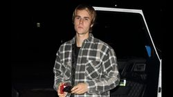 Encore une trace de Selena Gomez sur le corps de Justin