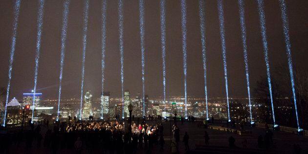 Montréal rend hommage aux victimes du massacre de Polytechnique 28 ans plus
