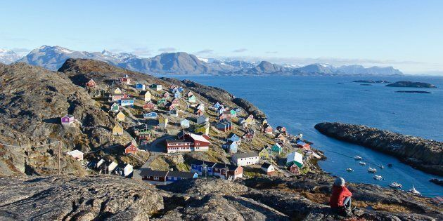Un périple inoubliable au cœur de l'Arctique du Groenland à