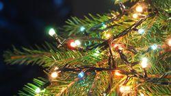 Pour installer les guirlandes dans le sapin de Noël, on a tout faux selon cet architecte