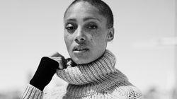 Voici qui est Adwoa Aboah, mannequin de l'année sacrée aux British Fashion