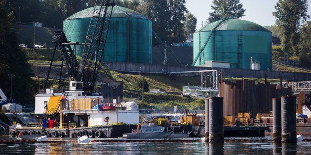 L'ONÉ devra évaluer les impacts de la plus grande affluence de pétroliers au large des côtes de la Colombie-Britannique,...