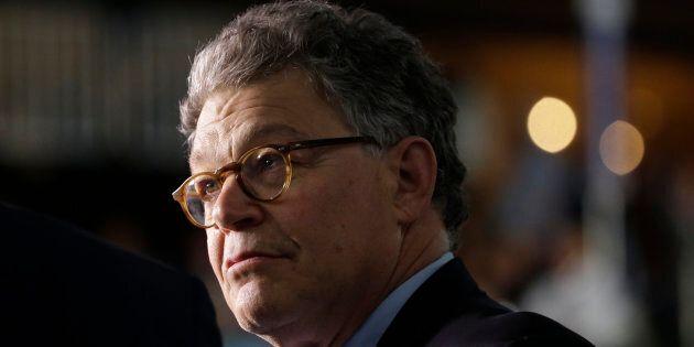 La chute du sénateur américain Al