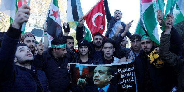 Décision Trump sur Jérusalem: manifestations dans plusieurs