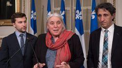 Québec solidaire promet de continuer à «déranger» en