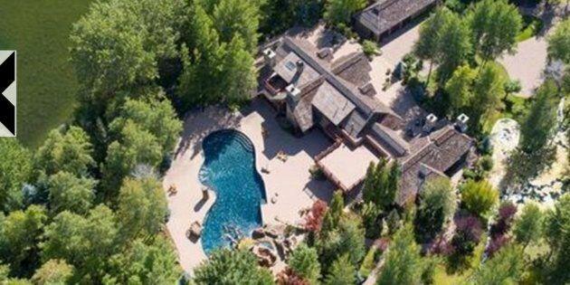 L'acteur américain Bruce Willis vend son ranch en Idaho à un prix