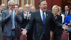 Voici le premier conseil des ministres du gouvernement